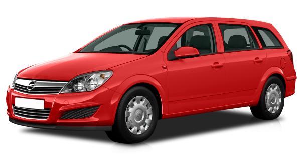 Opel Astra Family SW