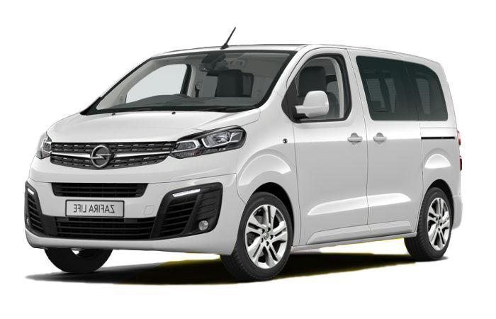 Opel Zafira Life New