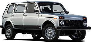 Lada 4x4 5 dv.