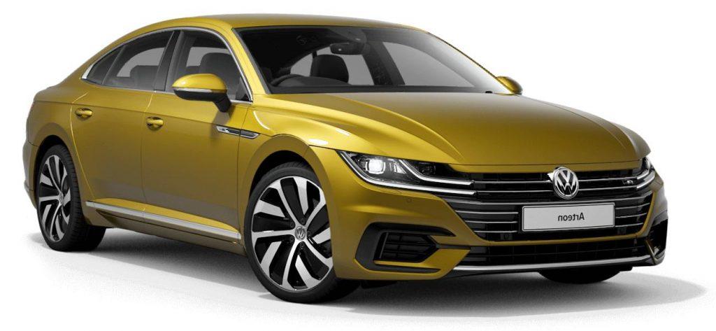 Volkswagen Arteon New