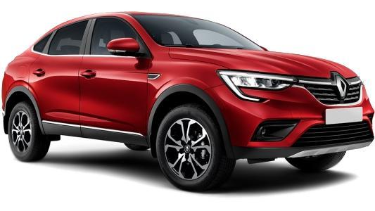Renault Arkana New