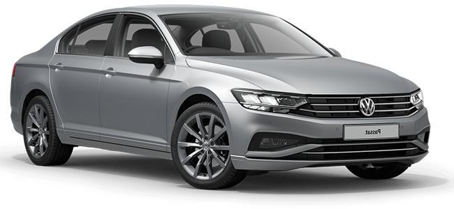 Volkswagen Passat New