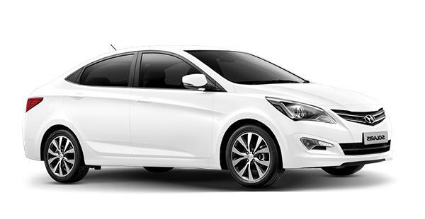 Hyundai Solaris I Sedan