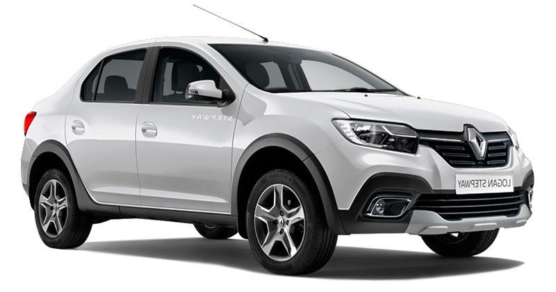 Renault Logan Stepway New