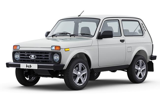 Lada 4x4 3dv 2020